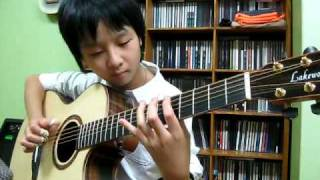 (RGC5203) Not Dark Yet - Sungha Jung