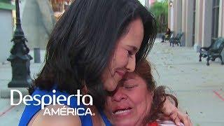 Madre hondureña ya puede regresar a su país después de 30 años