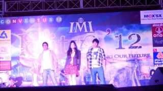 CONVENTUS (Kritva - 2012) Closure Night - Fashion Show 02 - Bollywood Dhamaal
