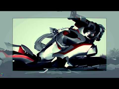 Iron Man Mk Z - WIP - 3rd animatic