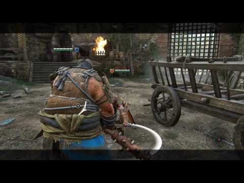 For Honor - Shugoki Tech (Unparryable Heavies/Double Hit) *PATCHED*