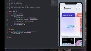 Gambar cover SwiftUI Lottie Animations and Swift Package Manager