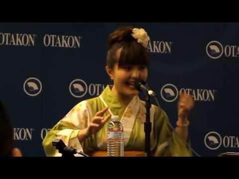 Ai Nonaka as Fuko from Clannad (Otakon 2012)