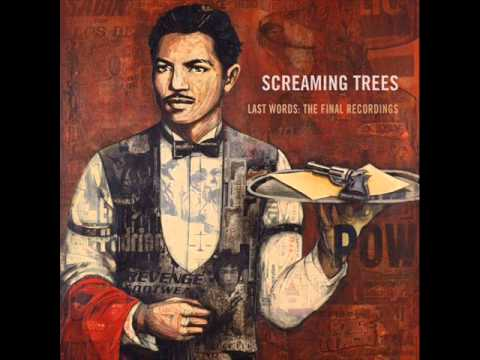 Screaming Trees - Black Rose Way
