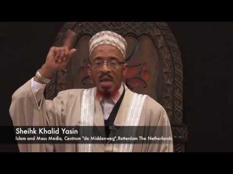Quran as a Mass Media Instrument, Shayhk Khalid Yasin