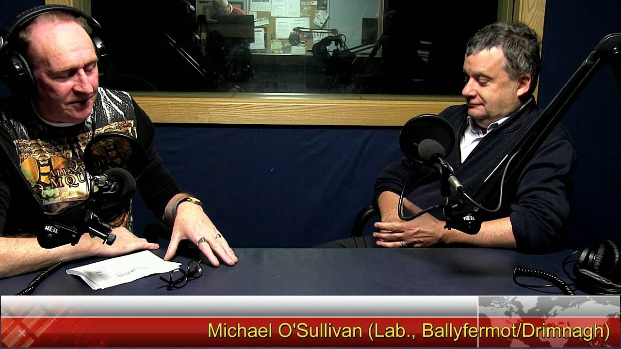 Michael O'Sullivan stands up for Labour Party values ...