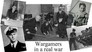 The wargamers who won a real war
