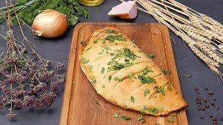 Кальцоне «Карбонара» - Рецепты от Со Вкусом