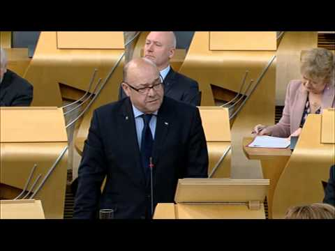 General Questions - Scottish Parliament: 26th February 2015