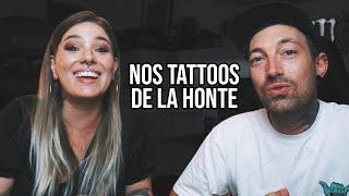Gambar cover NOS TATTOOS DE LA HONTE - Nos erreurs de jeunesse