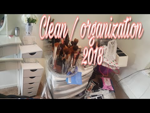 DIY CLEAN / ORGANIZATION MOTIVATION CLEAN WITH ME IKEA DUPE
