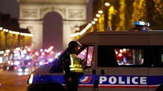 Теракт в Париже. Есть погибшие