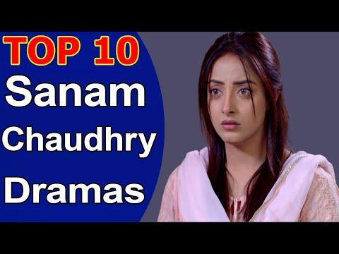 Top 10 Best Sanam Chaudhry Dramas List