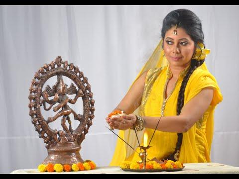 Saraswati Vandana:   Jaya Jaya hey Bhagabati /Bharatanatyam