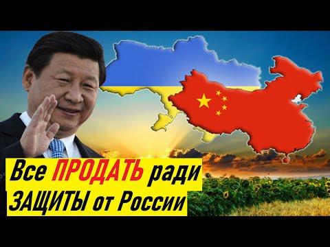 Европа не поможет: На Украине предложили ПРОДАТЬ страну Китаю ради ЗАЩИТЫ от России