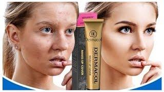 Тональный крем Dermacol для проблемной кожи обзор / Тональник Дермакол для лица купить