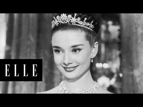 Audrey Hepburn in the 1950s | ELLE