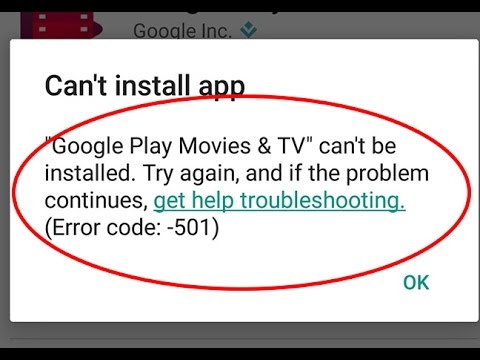 Image result for Error Code 501