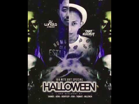 Halloween Party Thursday 31 Oktober 2019 Dj Winata Dj Omo Kucrut 108 The New Atmosphere Jakarta