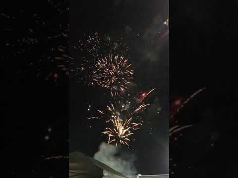 ABC Raceway Red Clay Classic 2019 Fireworks