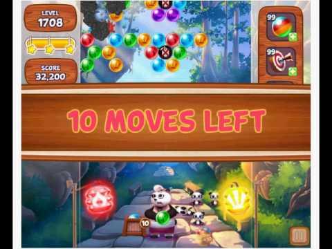 Panda Pop- Level 1708