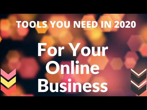 19 Best Tools Required To Run a Successful Online Business In 2020
