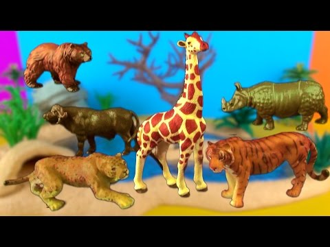 happy-cute-zoo-animals-wildlife-watering-hole-papo-minis-rhinoceros-tiger-giraffe-superfunreviews