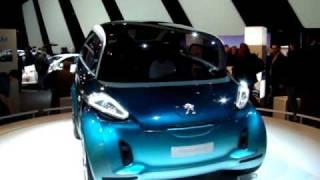 The Peugeot BB1 Concept Videos