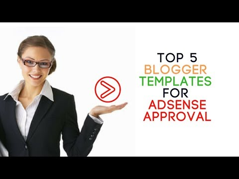 Top 5 Best Free Blogger Templates 2018 | Adsense SEO Responsive themes