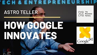 The Next Big Thing at Google with Astro Teller, Moonshot Factory | Decode Innovation Conference 2019