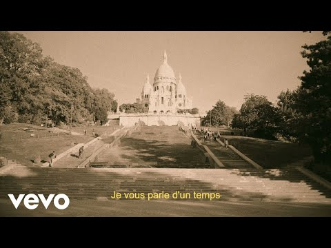 Charles Aznavour - La bohème (Official Lyrics Video)