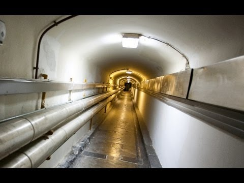 Magyarország egykori kormányóvóhelye / Bunker of the former Hungarian government - ENG subtitles