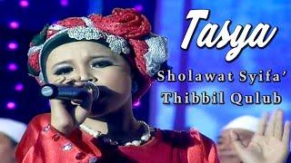 Tasya - Sholawat Syifa' Thibbil Qulub ( Official Music Video )