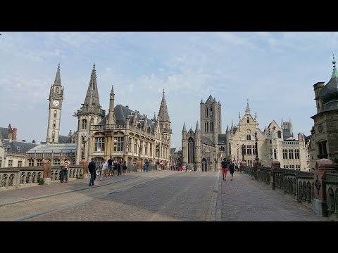 Ghent, East Flanders, Belgium - virtual tour