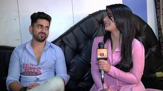Zain and Aditi about their Show life | Naamkara...