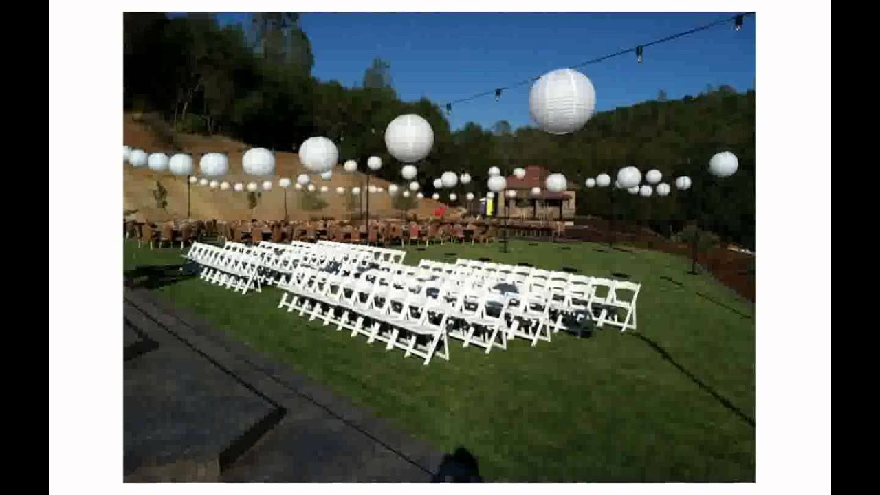 Wedding outdoor decorations youtube wedding outdoor decorations junglespirit Gallery