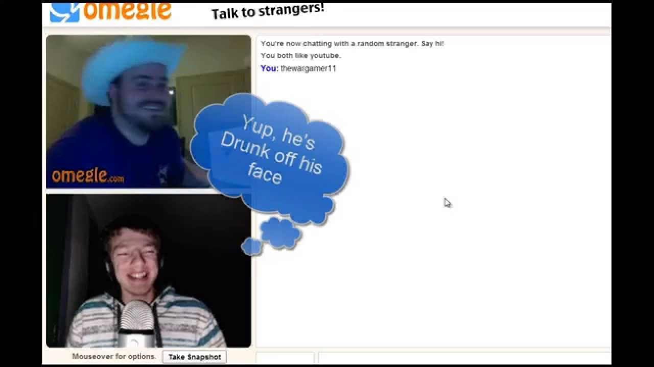 new omegle random chat