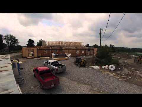 Whitevale Golf Club Construction Timelapse