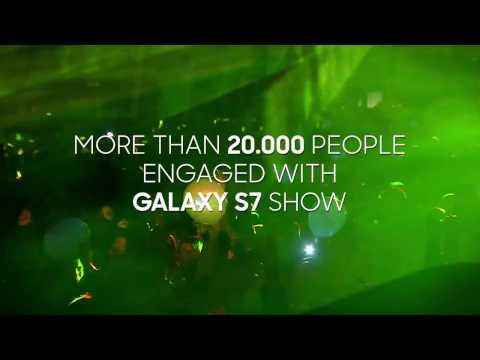 Samsung Galaxy S7 Show - Milan