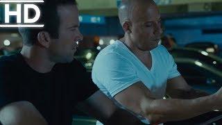 Hızlı Ve Öfkeli 7 | Dominic Toretto Tokyo'da | Han'ın Cenazesi | (1080p)