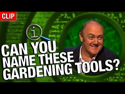 Thumbnail: QI | Can You Name These Gardening Tools?