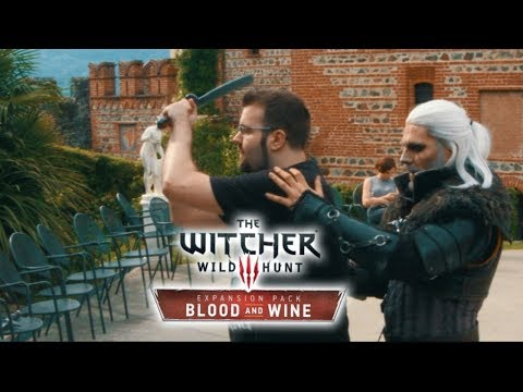 AnderZEL IN ITALY - Witcher 3 : BLOOD AND WHINE Dlc