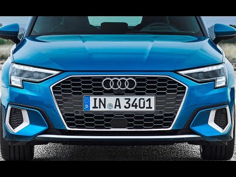 2021 Audi A3 Sportback – Design, Interior And Driving