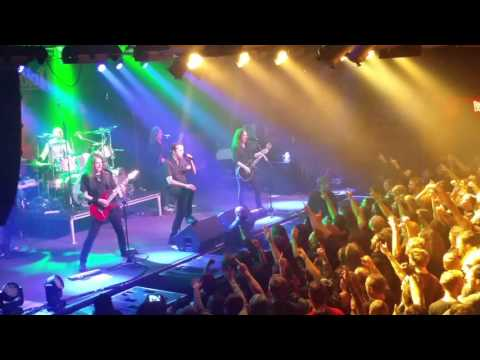 Blind Guardian - Valhalla @ Concord Music Hall, Chicago