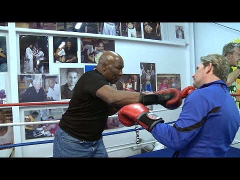 In This Corner Presents Earnie Shavers