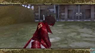[PS2 Emulator] -PCSX2 1.5.0 Sengoku Basara #1