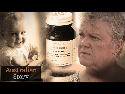 Thalidomide survivors seek justice in 'world's worst pharmaceutical disaster' | Australian Story