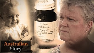 Download Video Thalidomide survivors seek justice in 'world's worst pharmaceutical disaster' | Australian Story MP3 3GP MP4