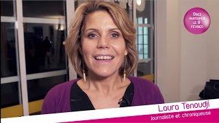 Video Message de Laura Tenoudji pour oser le 09/02/17 ! download MP3, 3GP, MP4, WEBM, AVI, FLV Mei 2017