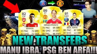 HOLY SHIT BEST NEW TRANSFERS TEAM! - FIFA 16: ULTIMATE TEAM (DEUTSCH) - MANCHESTER UNITED IBRA!